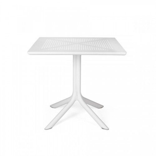 Stół Clip 80 Nardi Bianco
