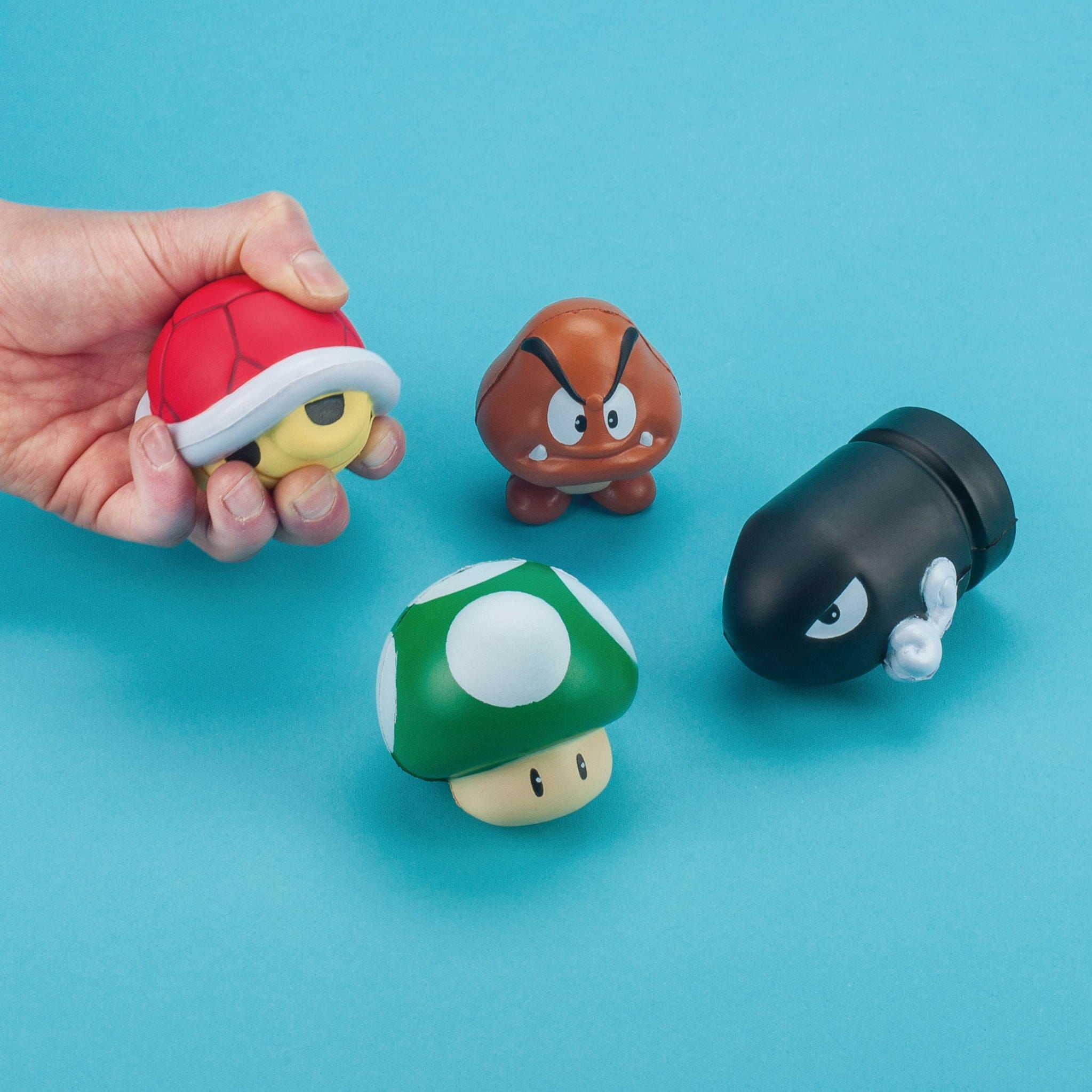 Piłeczka antystresowa Nintendo Super Mario