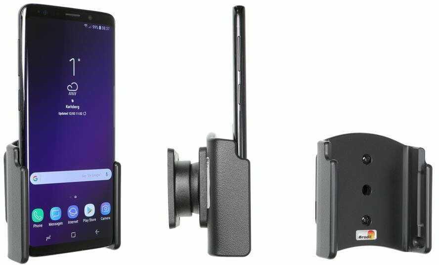 Uchwyt pasywny do Samsung Galaxy S9.
