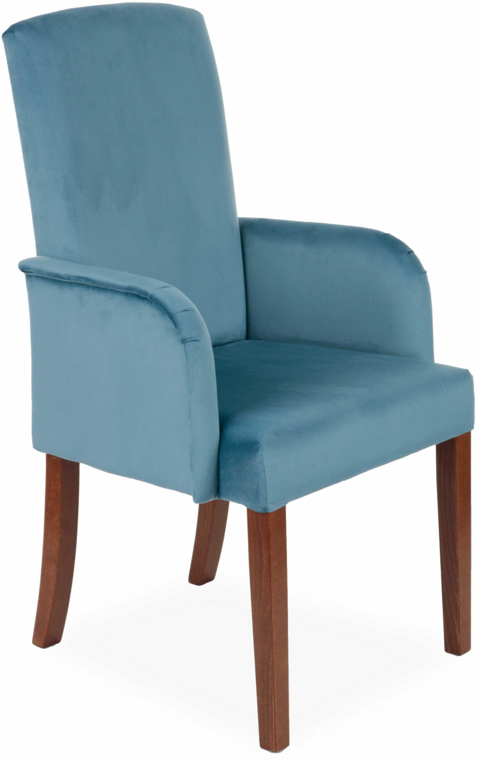 Fotel Astoria, klasyczny, wygodny, tapicerowany, do domu, do restauracji, stylowy