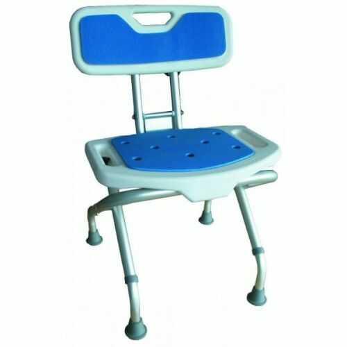 BLUE krzesło prysznicowe składane 528015