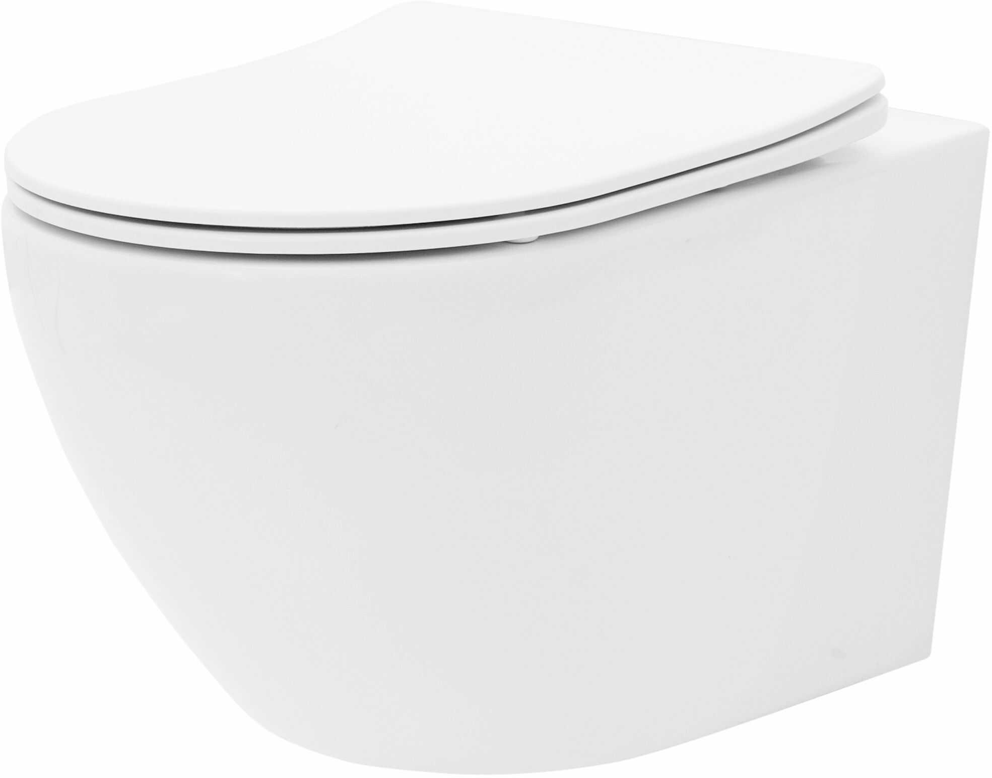 Rea Misa WC podwieszana Carlo Flat Mini