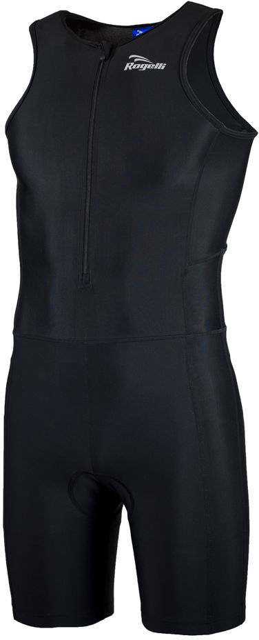 ROGELLI TRI FLORIDA 030.003 męski strój triathlonowy, czarny Rozmiar: XL,ROGELLI TRI FLORIDA 030.003-black