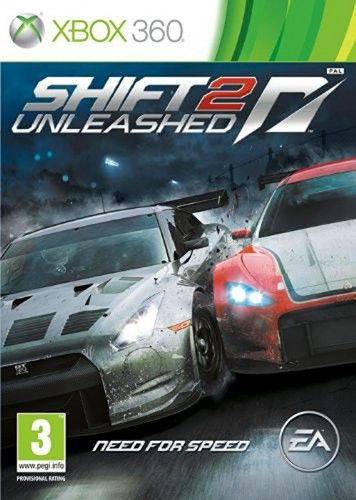 Shift 2: Unleashed X360