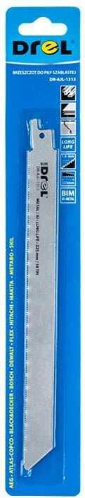 Brzeszczot do piły szablastej o wymiarach 225x19x0.9mm; metal; 1szt
