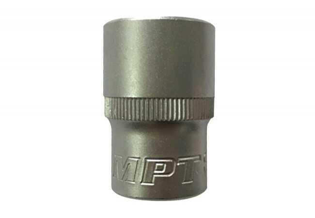 """Klucz nasadowy MPT do grzechotki 1/2"""", rozmiar 15 mm MHG04001-15"""