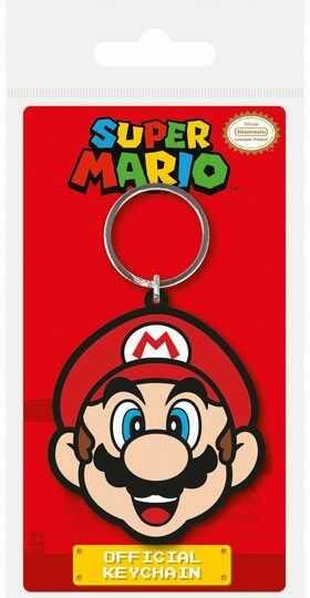 Breloczek do kluczy Nintendo - Super Mario