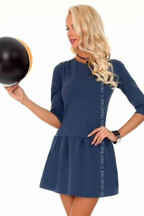 Marhix Blue sukienka