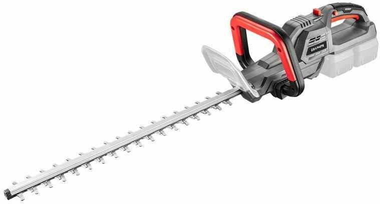 Nożyce do żywopłotu akumulatorowe Energy+ 36V Li-Ion szerokość cięcia 520mm bez akumulatora 58G042
