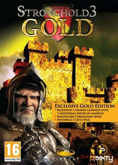 Stronghold 3 Gold (PC) Steam