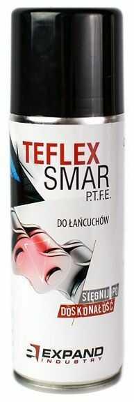 Smar do łańcucha Expand TEFLEX PTFE 100 ml spray