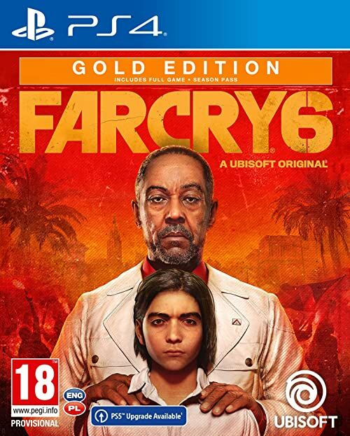 Ubisoft Far Cry 6 Gold Edition PS4 (PS4/)