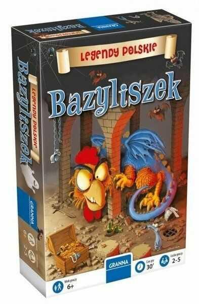 Legendy polskie - Bazyliszek GRANNA
