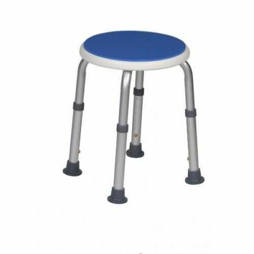 BLUE taboret prysznicowy okrągły 528020