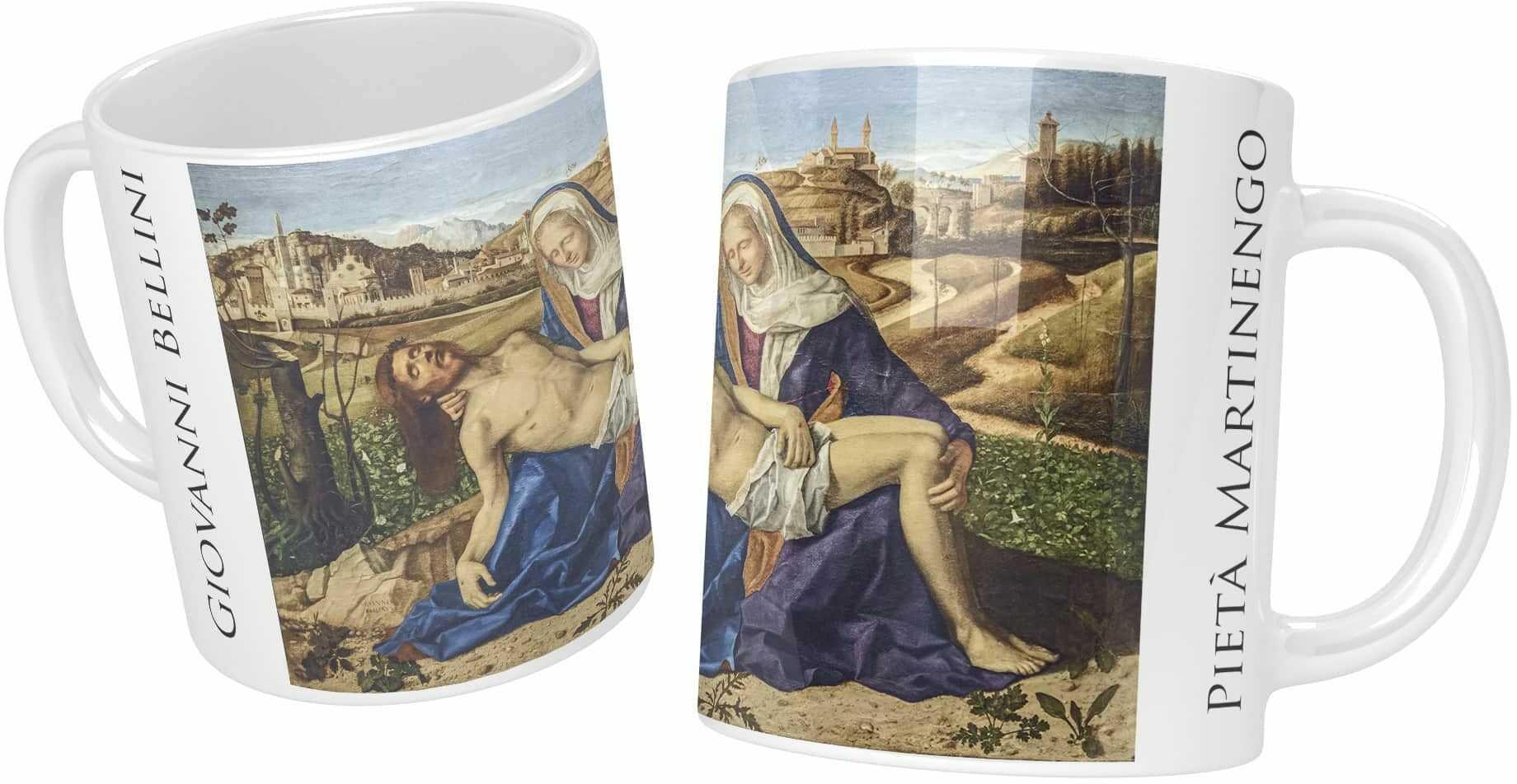 Kubek ceramiczny, Pieta Martinengo