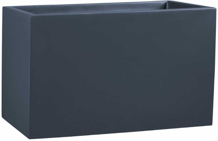 Donica z włókna szklanego D272S antracyt mat