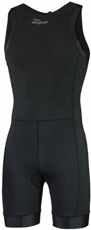 ROGELLI TAUPO 030.005 męski strój triathlonowy, czarny Rozmiar: XL,ROGELLI TAUPO 030.005-black