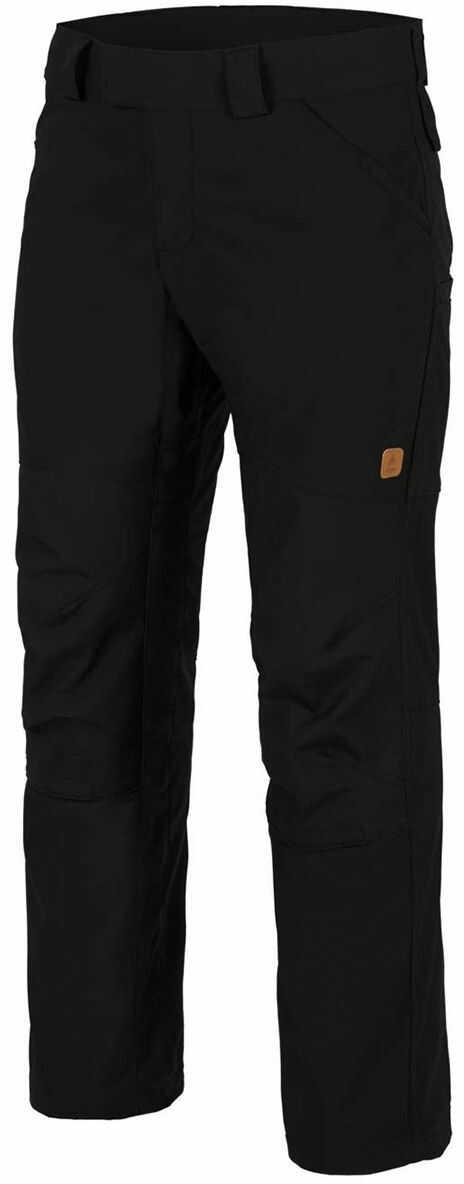 Spodnie Helikon Woodsman Black (SP-WDN-DC-01) H
