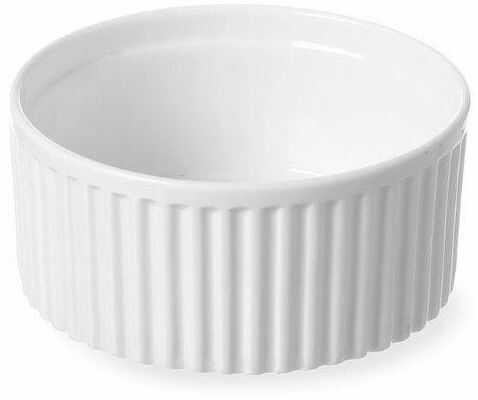 Miseczka do zapiekania porcelanowa, kokilka