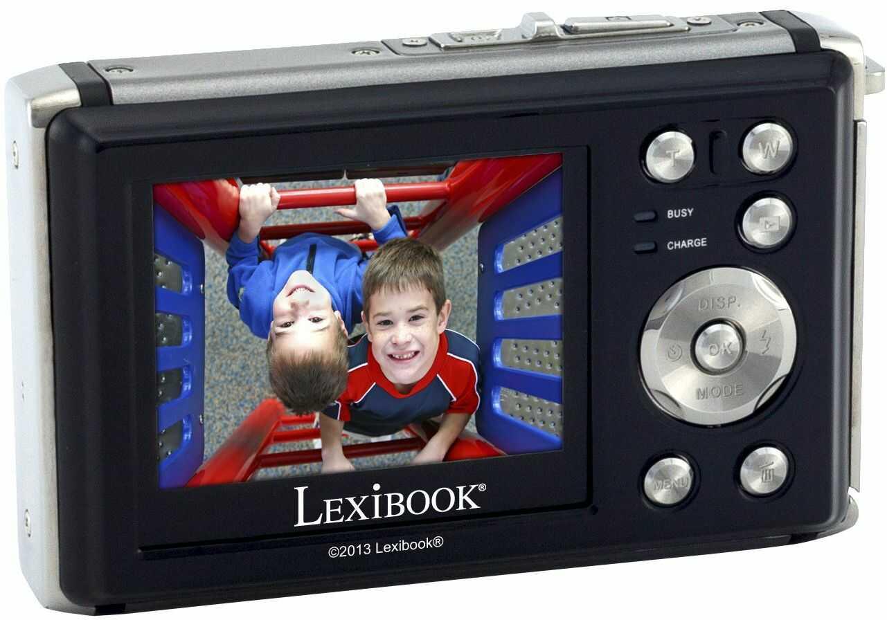 Lexibook - DJ090 - Wodoodporny aparat cyfrowy 12 MP