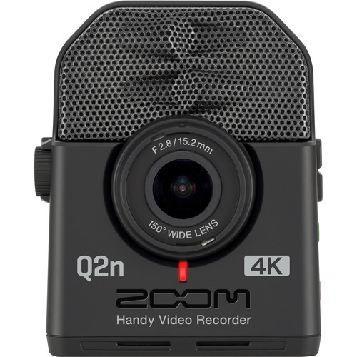 Zoom Q2n-4K - cyfrowy rejestrator audio z kamerą video 4K Zoom Q2n-4K