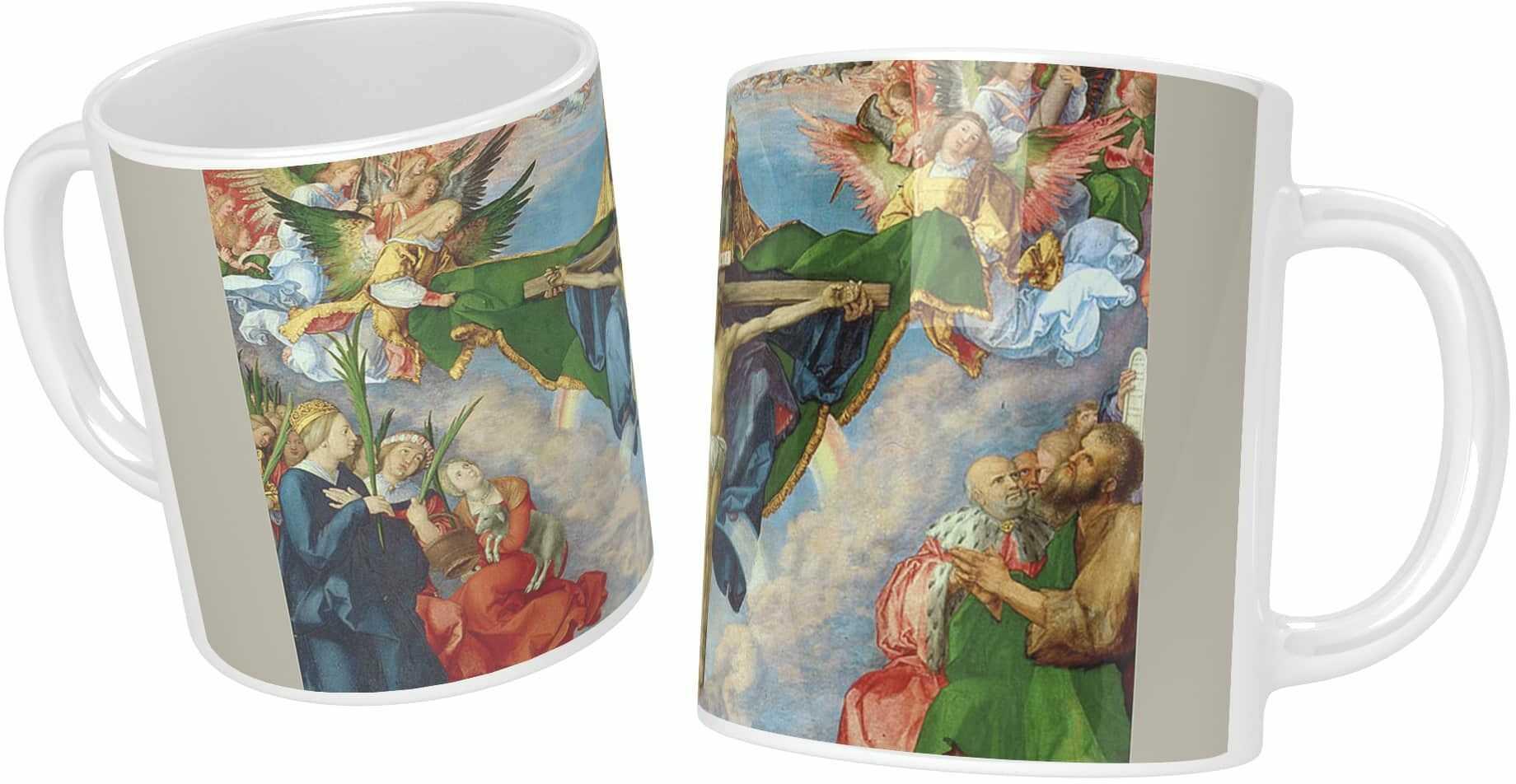 Kubek ceramiczny, Ojciec i Syn