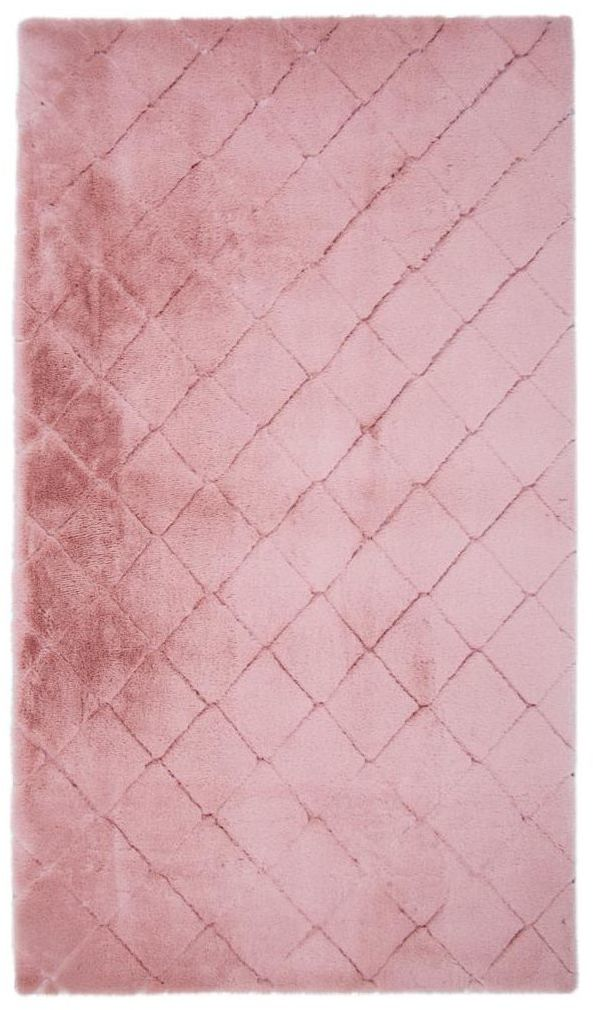 Dywan shaggy MODENA różowy 120 x 160 cm