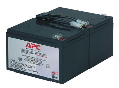 APC RBC6 akumulator Ołowiany (VRLA)