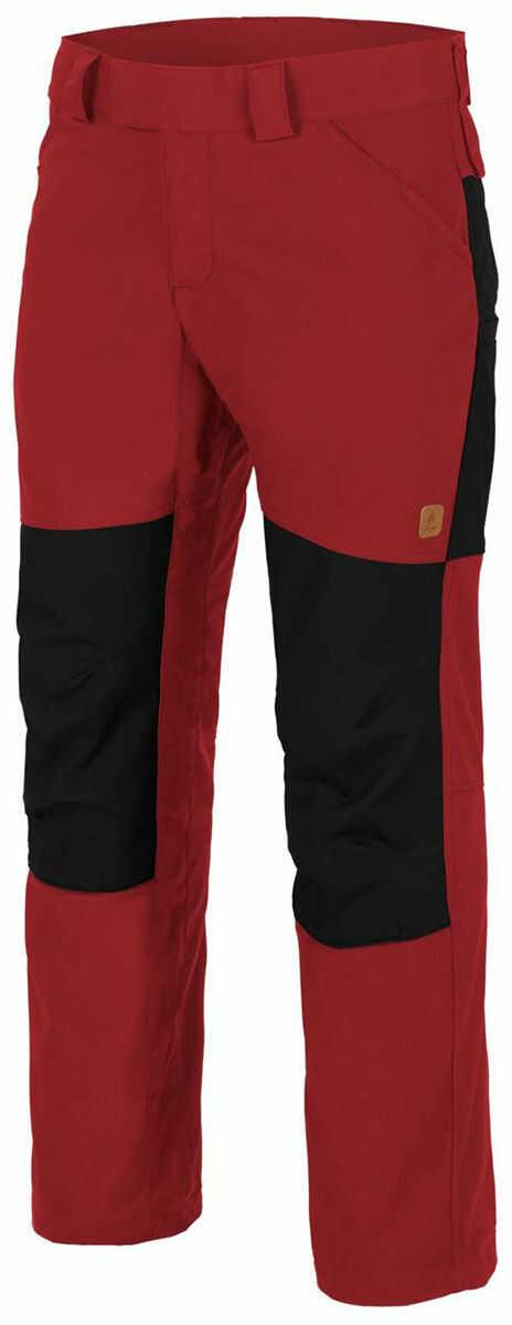Spodnie Helikon Woodsman Crimson Sky / Black (SP-WDN-DC-8301A) H