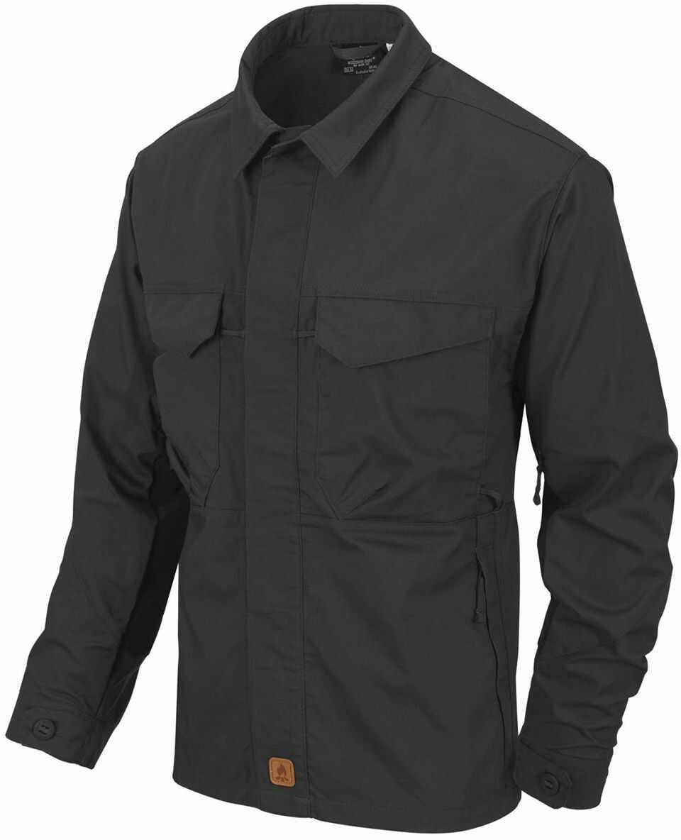 Koszula Helikon Woodsman Black (KO-WDN-DC-01) H