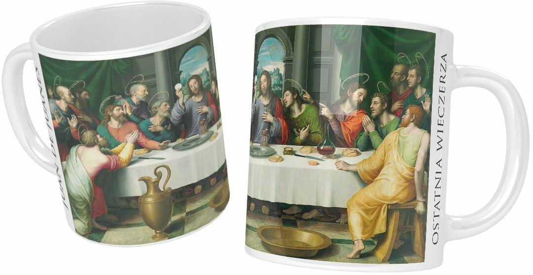 Kubek ceramiczny, Ostatnia Wieczerza