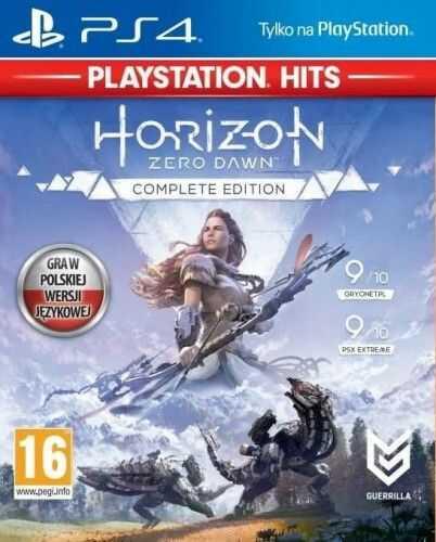 Horizon Zero Dawn Complete Edition PS 4