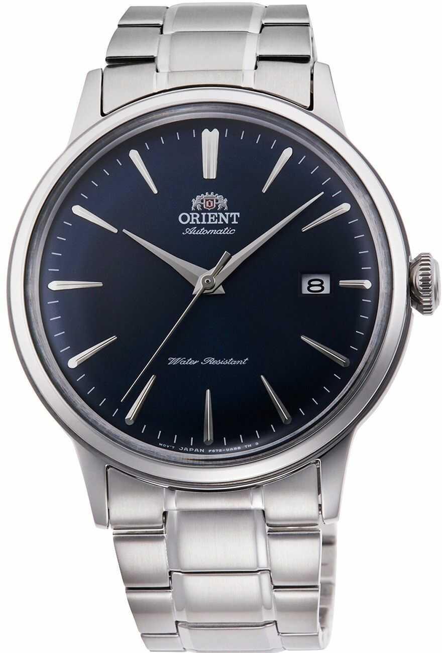 Zegarek Orient RA-AC0007L10B Bambino II Automatic - CENA DO NEGOCJACJI - DOSTAWA DHL GRATIS, KUPUJ BEZ RYZYKA - 100 dni na zwrot, możliwość wygrawerowania dowolnego tekstu.