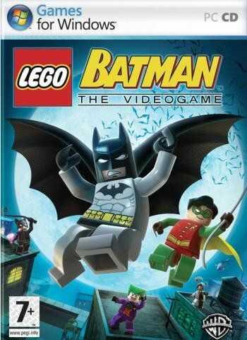 LEGO Batman (PC) DIGITAL - Steam ANG
