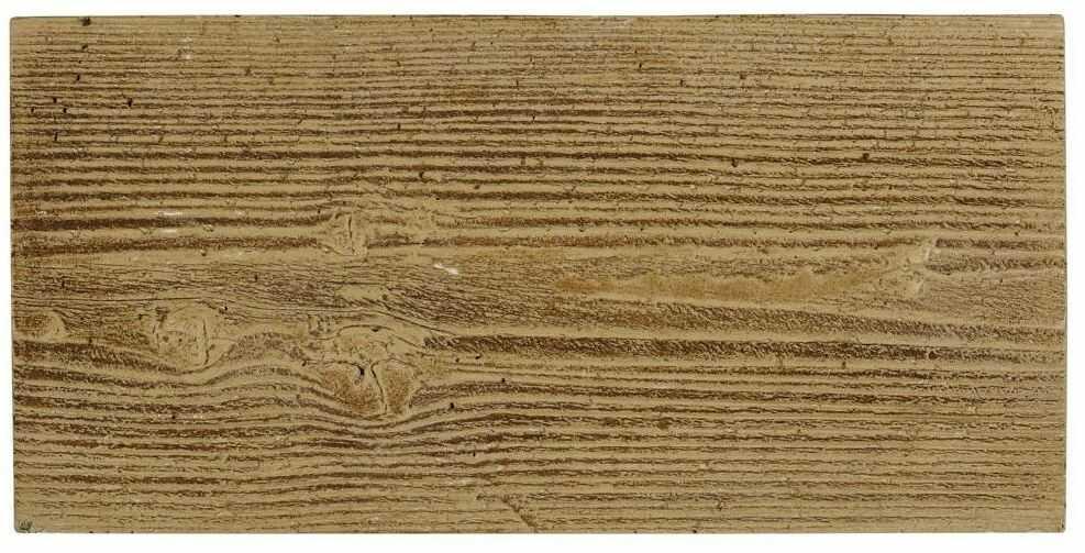 Płyta tarasowa imitacja deski drewnianej brązowa 42,4 x 21 cm Steinblau