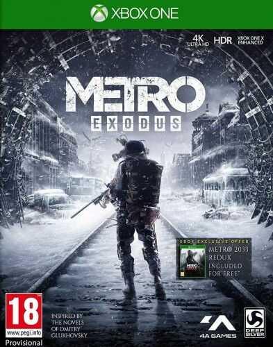 Metro Exodus XOne