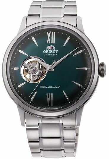 Zegarek Orient RA-AG0026E10B Classic Open Heart - CENA DO NEGOCJACJI - DOSTAWA DHL GRATIS, KUPUJ BEZ RYZYKA - 100 dni na zwrot, możliwość wygrawerowania dowolnego tekstu.