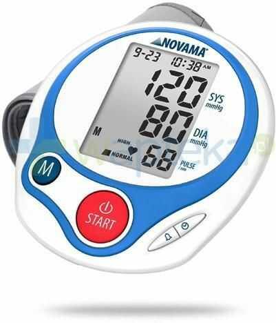 Novama Home ciśnieniomierz elektroniczny naramienny 1 sztuka