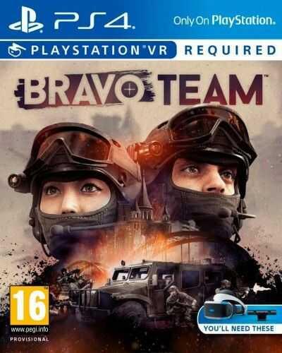 Bravo Team PS4