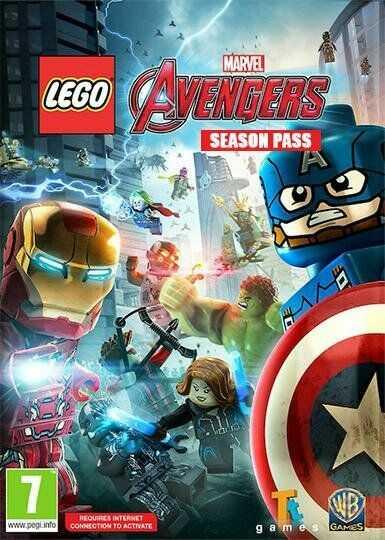 LEGO MARVEL''s Avengers Season Pass (PC) Steam