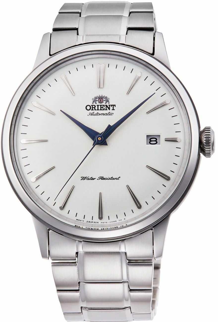 Zegarek Orient RA-AC0005S10B Bambino II Automatic - CENA DO NEGOCJACJI - DOSTAWA DHL GRATIS, KUPUJ BEZ RYZYKA - 100 dni na zwrot, możliwość wygrawerowania dowolnego tekstu.