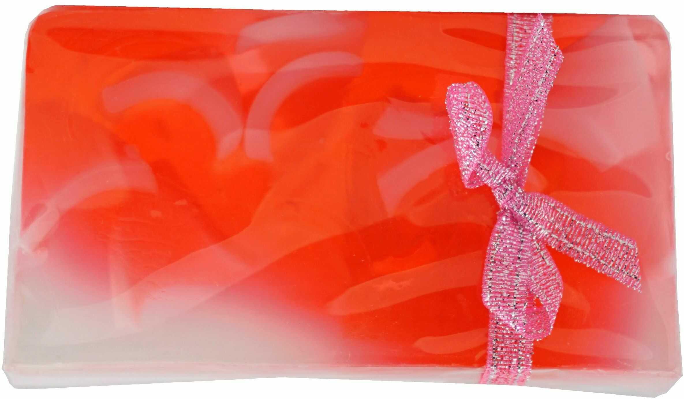 Mydło Glicerynowe - Liczi z Kwasem Hialuronowym - 100g - Lavea