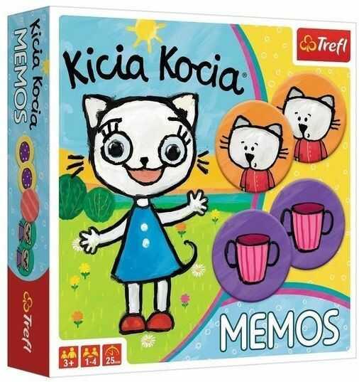 Kicia Kocia Memos