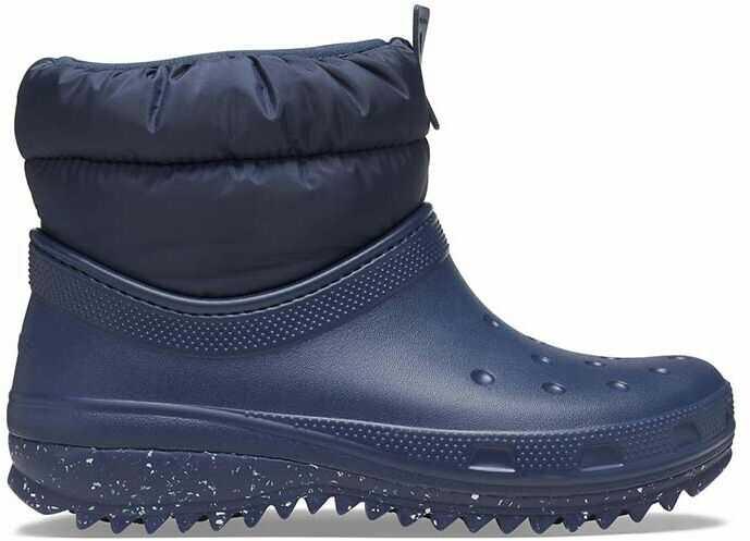 Śniegowce damskie CROCS CLASSIC NEO PUFF granatowe207311410