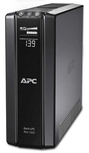 Power Saving Back-UPS RS 1500 230V CEE 7/5