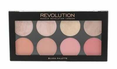 Makeup Revolution Blush paleta róży odcień Blush Goddess 13 g