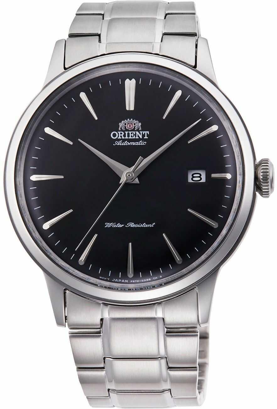 Zegarek Orient RA-AC0006B10B Bambino II Automatic - CENA DO NEGOCJACJI - DOSTAWA DHL GRATIS, KUPUJ BEZ RYZYKA - 100 dni na zwrot, możliwość wygrawerowania dowolnego tekstu.