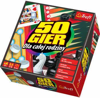 Kalejdoskop 50 gier - Trefl