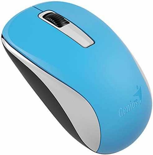 Genius NX-7005 31030127104 radiowa, kółko do przewijania, mysz komputerowa, PC/Mac, mysz do notebooka, 2-drożna