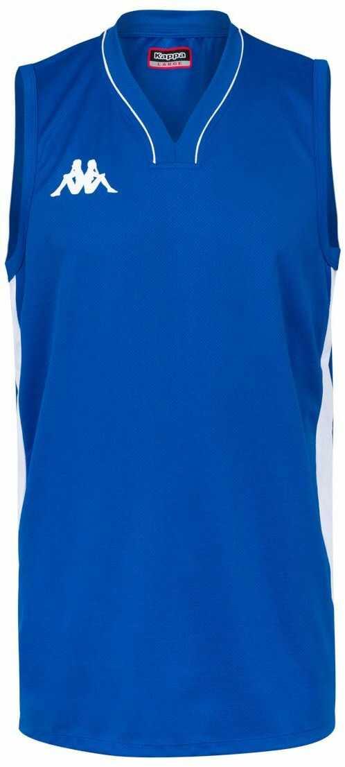 Kappa Cairo koszulka do koszykówki, męska M niebieska